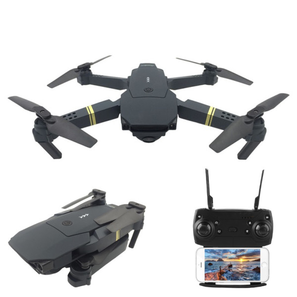WIFI Quadcopter Drone With Wide Angle HD Camera