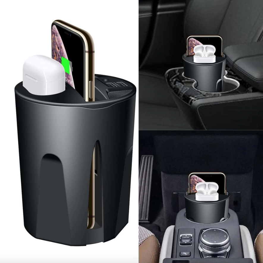 Wireless Phone Charger For Cars