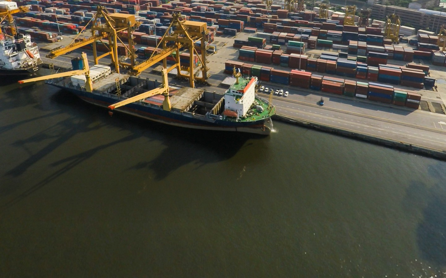 Pressing Property Issues As Seen By Major Ports